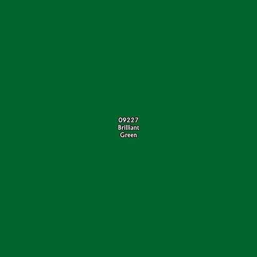 Paint: Reaper - Master Series Paints Brilliant Green (1/2 oz)