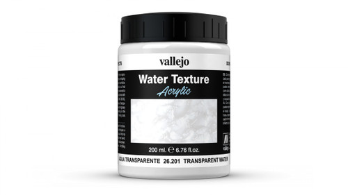 Paint: Vallejo - Water and Stone Transparent Water (200ml)