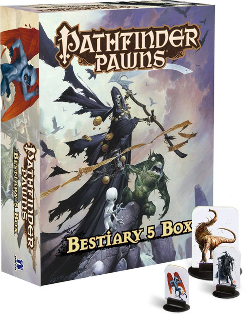 Pathfinder: Accessories - Pawns - Bestiary 5 Box