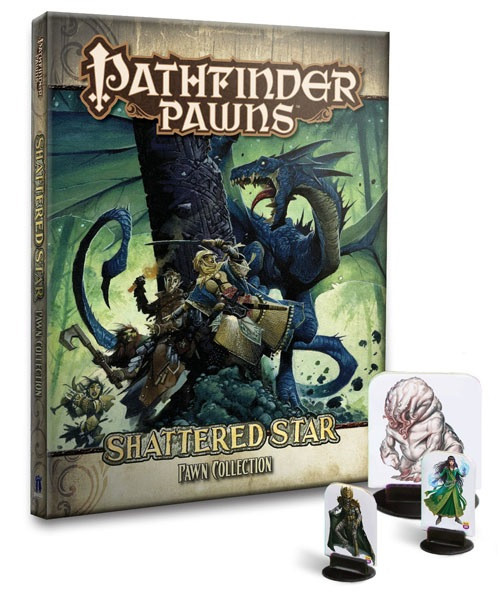 Pathfinder: Accessories - Pawns - Shattered Star Pawn Collection