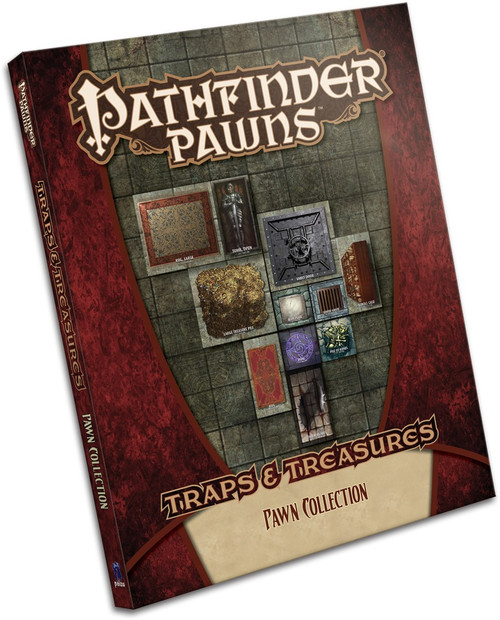 Pathfinder: Accessories - Pawns - Traps & Treasures Pawn Collection