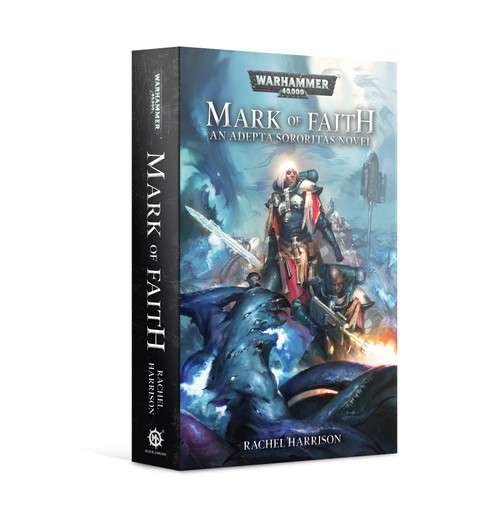 Black Library: Mark Of Faith (PB)