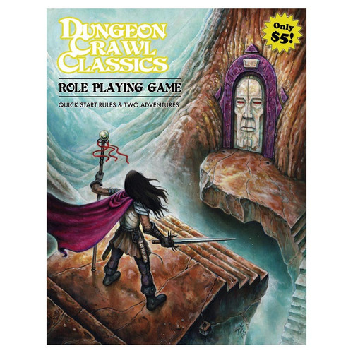 Dungeon Crawl Classics/GG: Dungeon Crawl Classics: Quick Start Rules