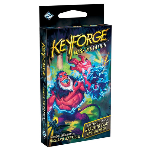 KeyForge: Decks and Deck Displays - Keyforge Mass Mutation Deck Display