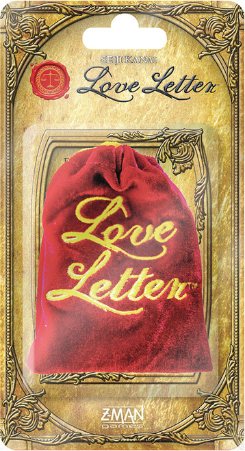 Card Games: Staff Recommendations - Love Letter (Clamshell)
