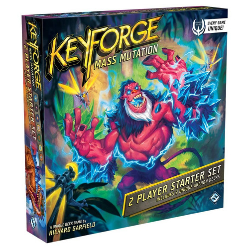 KeyForge: Starters and Special Boxes - Keyforge Mass Mutation 2-Player Starter