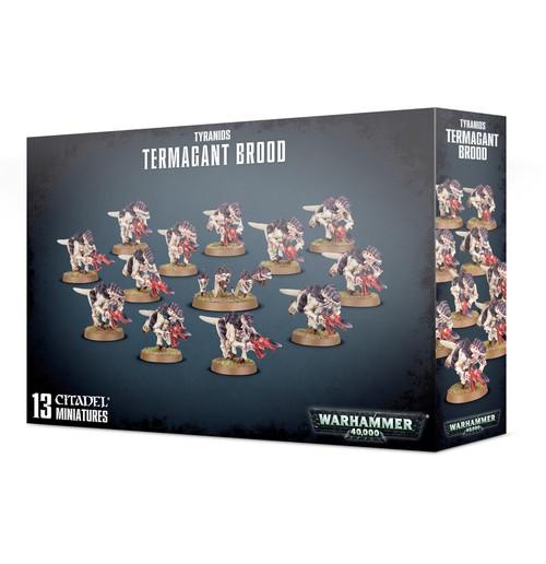 Warhammer 40K: Tyranids - Termagant Brood