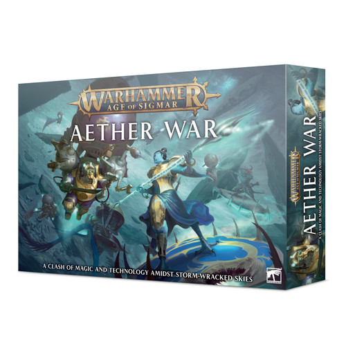 Warhammer: Age of Sigmar: Grand Alliance: Order - Kharadron Overlords Aether War