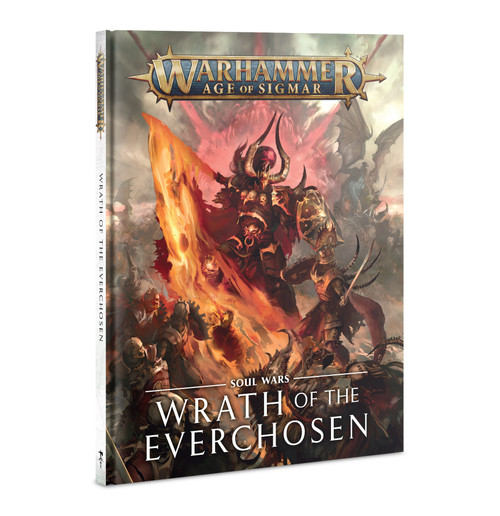 Warhammer: Age of Sigmar: Rulebooks & Publications - Soul Wars: Wrath Of The Everchosen