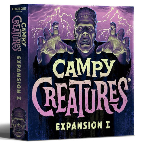 Board Games: Expansions and Upgrades - Campy Creatures: Expansion I