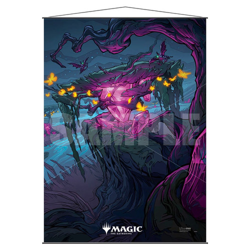 Other MTG Products: MtG Ikoria Indatha Triome Wall Scroll