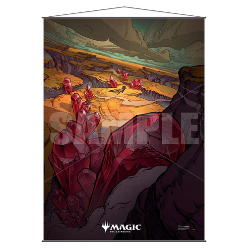 Other MTG Products: MtG Ikoria Savai Triome Wall Scroll