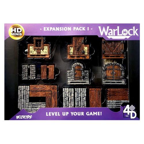 Terrain/Scenery: Warlock Tiles: Expansion Box I