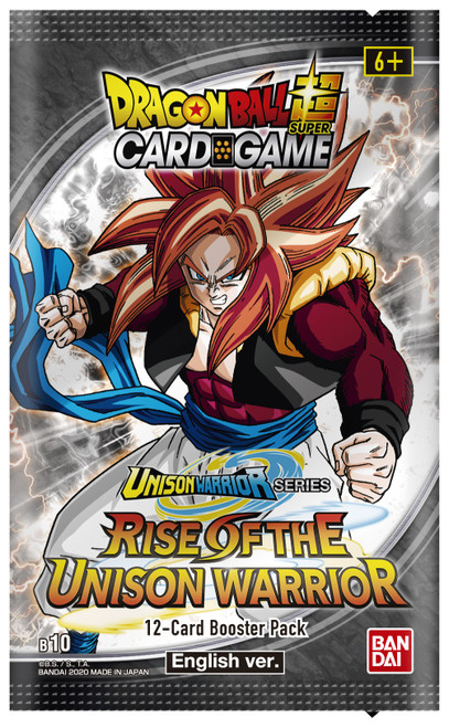 DragonBall Super: Boosters and Booster Boxes - Dragon Ball Super Series 10 - Rise of the Unison Warrior Booster Box (24)