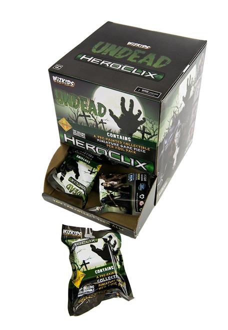 HeroClix: Undead Gravity Feed (24)