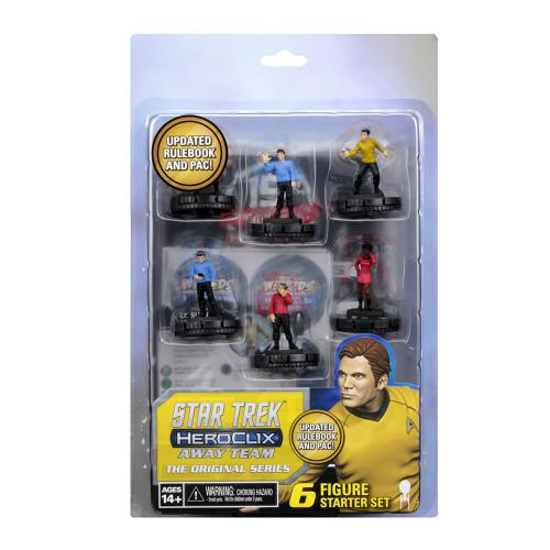 HeroClix: Star Trek: TOS Away Team Starter Set
