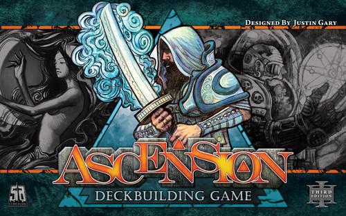 Card Games: Ascension - Ascension: Deckbuilding Game (3rd Edition)