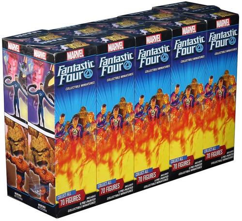 HeroClix: Marvel: Fantastic Four Booster Brick