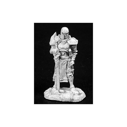 RPG Miniatures: Reaper Mini's - Dark Heaven Legends: Paladin Initiate