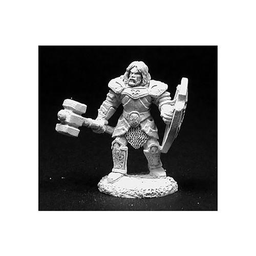 RPG Miniatures: Adventurers - Dark Heaven Legends: Thomas Hammerfist