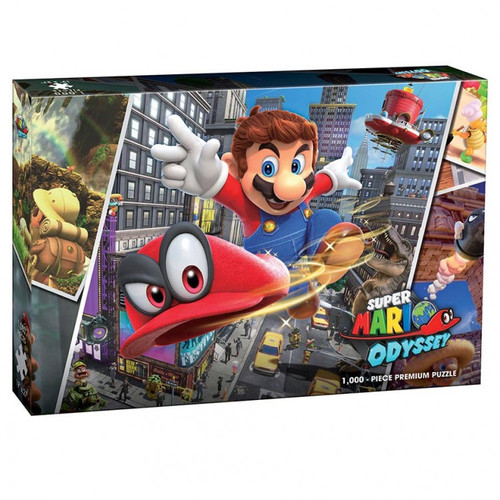 Puzzles: Puzzle: Super Mario: Odyssey: Snapshots