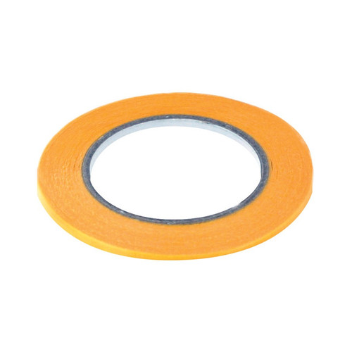 Tools: Precision Masking Tape 2mmx18m - Twin Pack