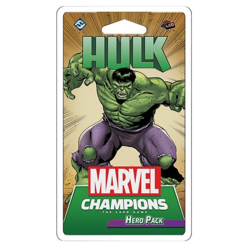 Card Games: Marvel Champions - Hulk Hero Pack