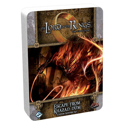 Card Games: Lord of the Rings - Escape From Khazad-dum Scenario Pack