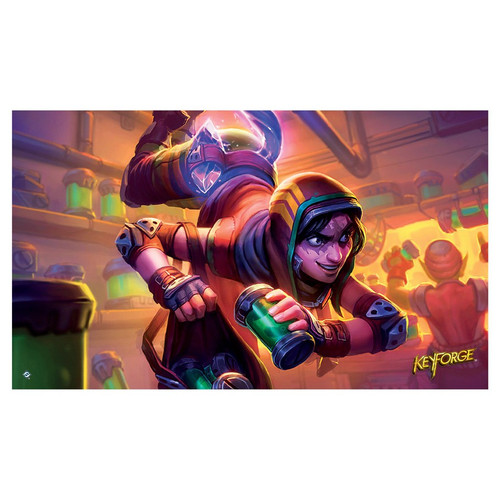 KeyForge: Accessories - Keyforge: Rad Penny Playmat
