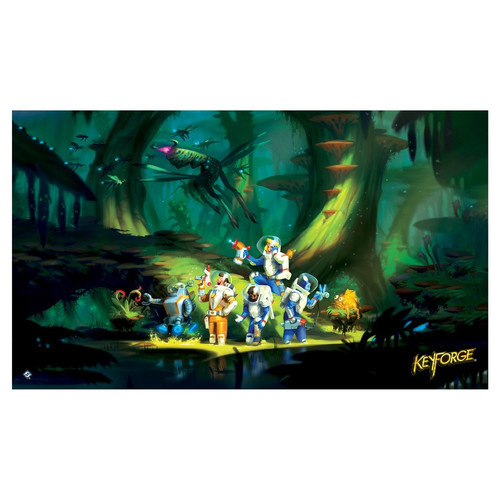 KeyForge: Accessories - Keyforge: Away Team Playmat
