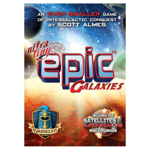 Board Games: Tiny Epic - Ultra Tiny Epic Galaxies