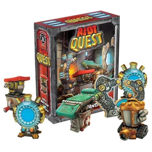 Riot Quest: 100% Mayhem Gear Expansion (mixed)