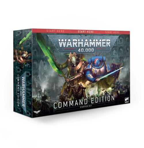 Warhammer 40K: Starter Boxes - Warhammer 40000: Command Edition