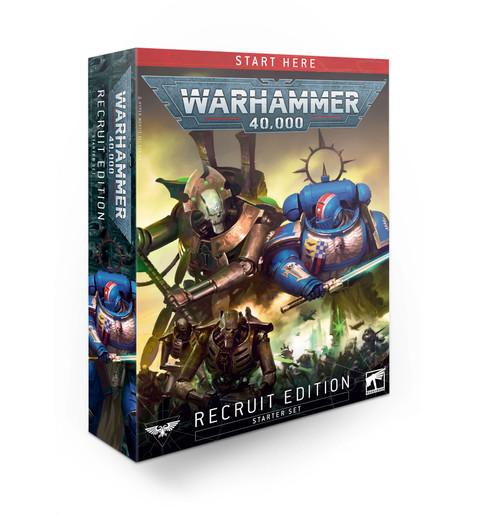 Warhammer 40K: Starter Boxes - Warhammer 40000: Recruit Edition