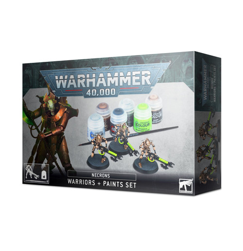 Paint: Citadel - Necron Warriors + Paint Set