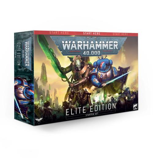 Warhammer 40K: Starter Boxes - Warhammer 40000: Elite Edition