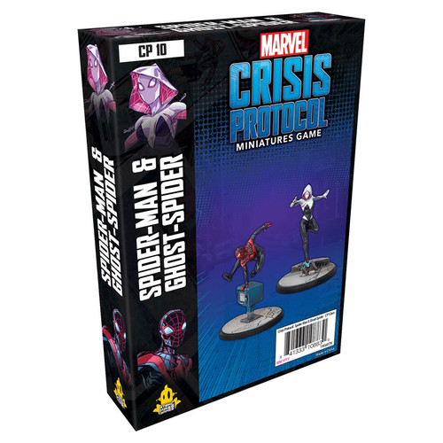 Marvel: Crisis Protocol: Spider-Man & Ghost-Spider Character Pack