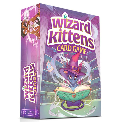 Card Games: Staff Recommendations - Wizard Kittens