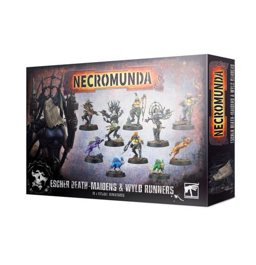 Warhammer 40K: Necromunda - Escher Death Maidens & Wyld Runners