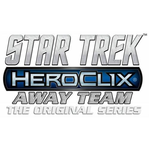 HeroClix: Star Trek: TOS Away Team Booster