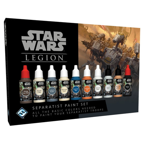 Paint: Army Painter - Paint Sets Star Wars Legion Separatists Paint Set