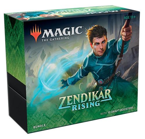 Magic The Gathering Sealed: Zendikar Rising - ZNR Bundle