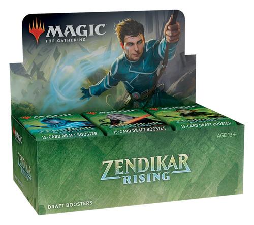 Magic The Gathering Sealed: Zendikar Rising - ZNR Draft Booster Display (36)