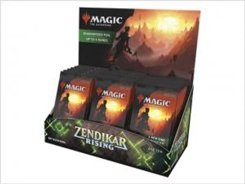 Magic The Gathering Sealed: Zendikar Rising - ZNR Set Booster Display (30)