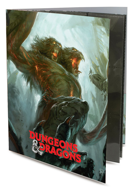 Dungeons & Dragons: Player Support - Character Folio - Demogorgon