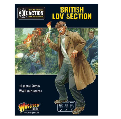 Bolt Action: British LDV Section