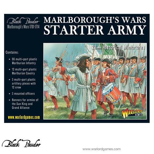 Black Powder: Black Powder: Marlborough's Wars - Starter Army