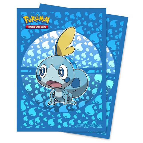 Card Sleeves: Other Printed Sleeves - Pokemon Sobble Deck Protector Pack (65)