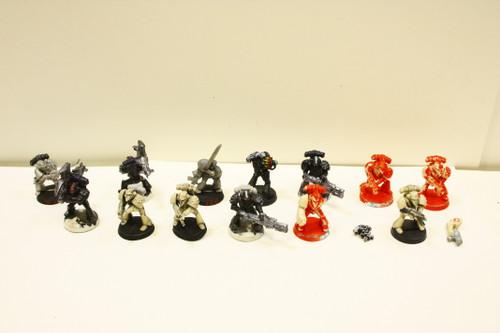 Warhammer 40k Rogue Trader Era Space Marines (OOP) [U-B7S4 270966]
