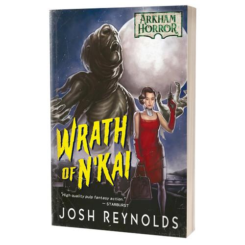 Arkham Horror Novel: Wrath Of Nkai (PB)